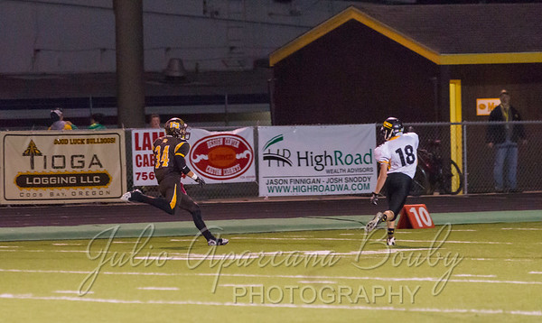 North Bend High School Football - 0703