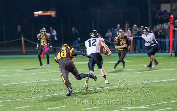 North Bend High School Football - 0671