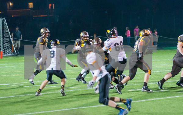 North Bend High School Football - 0695