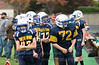 NBMS Football vs Brookings - 0328