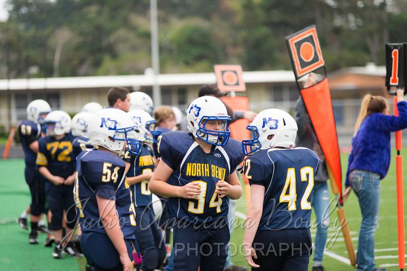 NBMS Football vs Brookings - 0425