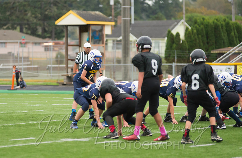 NBMS Football vs Brookings - 0428