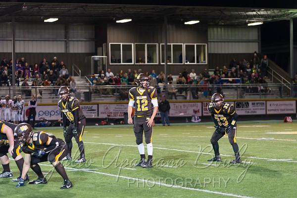 NBHS Football - 0815