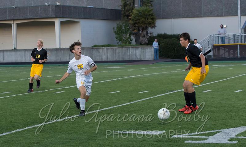 NBHS Boys Soccer - 0382