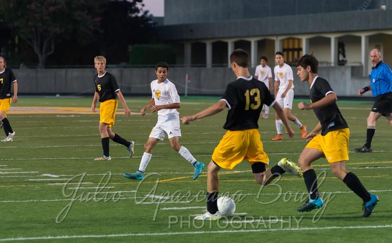 NBHS Boys Soccer - 0443