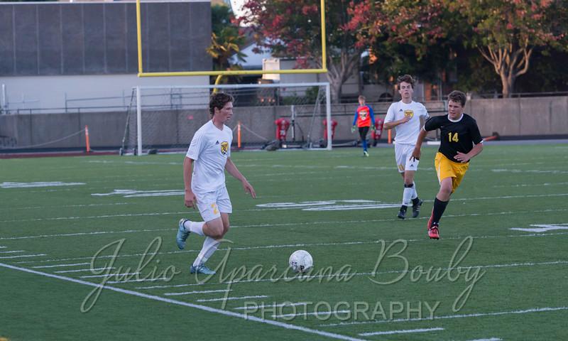 NBHS Boys Soccer - 0287