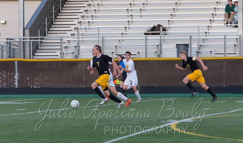 NBHS Boys Soccer - 0331