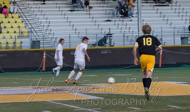 NBHS Boys Soccer - 0384