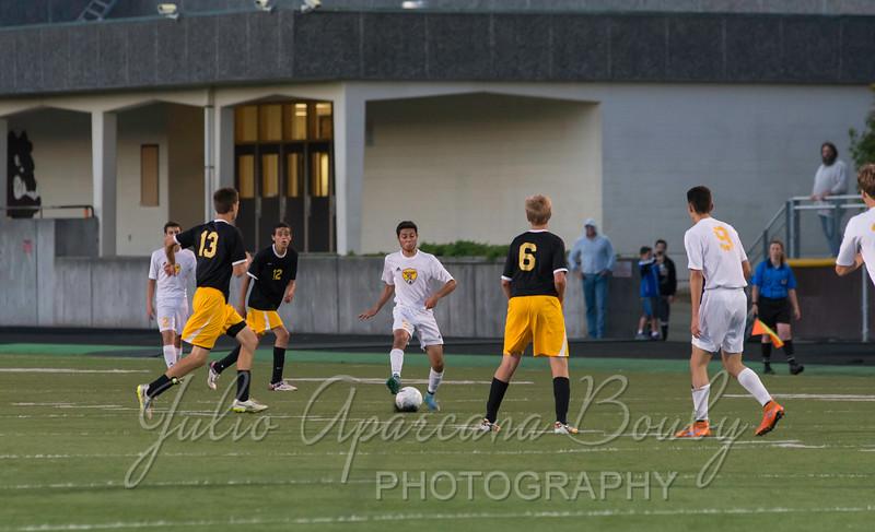 NBHS Boys Soccer - 0439