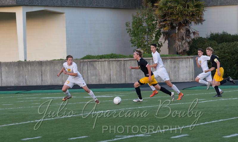 NBHS Boys Soccer - 0332