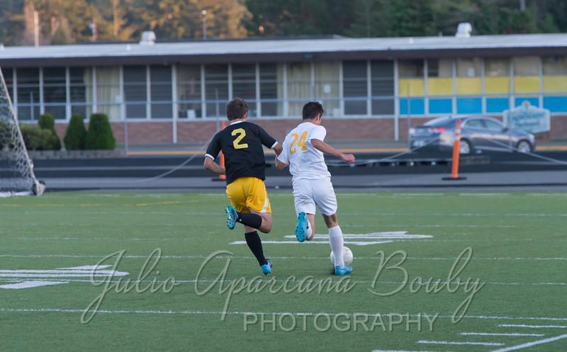 NBHS Boys Soccer - 0329