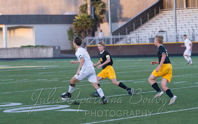 NBHS Boys Soccer - 0285