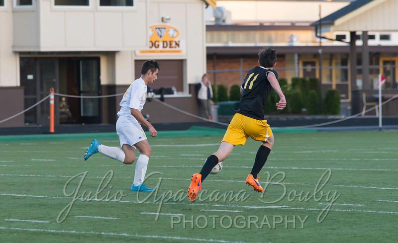NBHS Boys Soccer - 0317