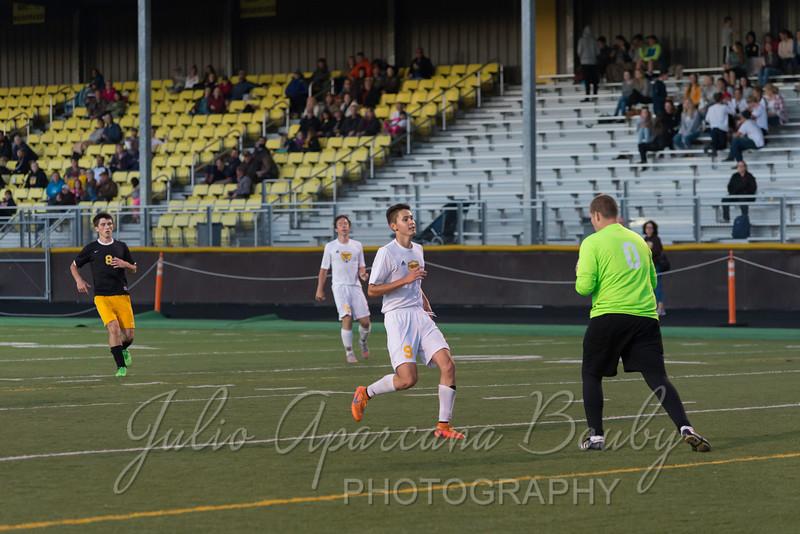 NBHS Boys Soccer - 0437