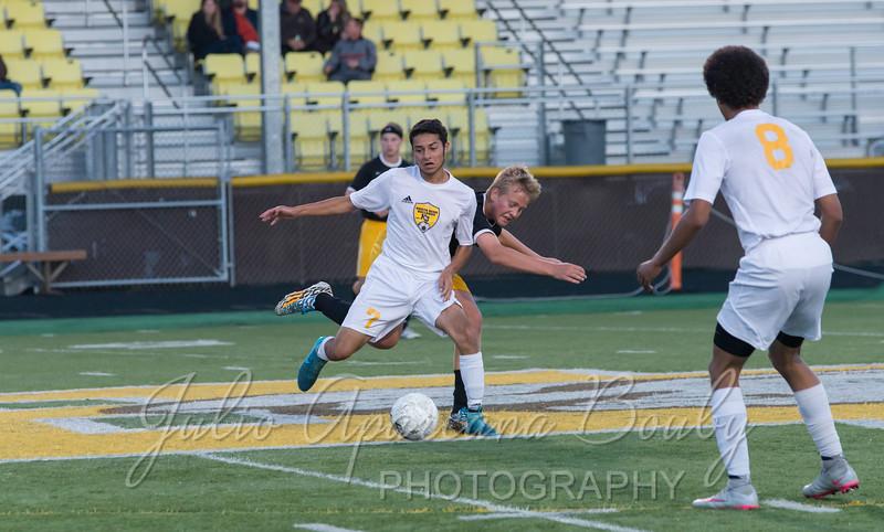 NBHS Boys Soccer - 0356