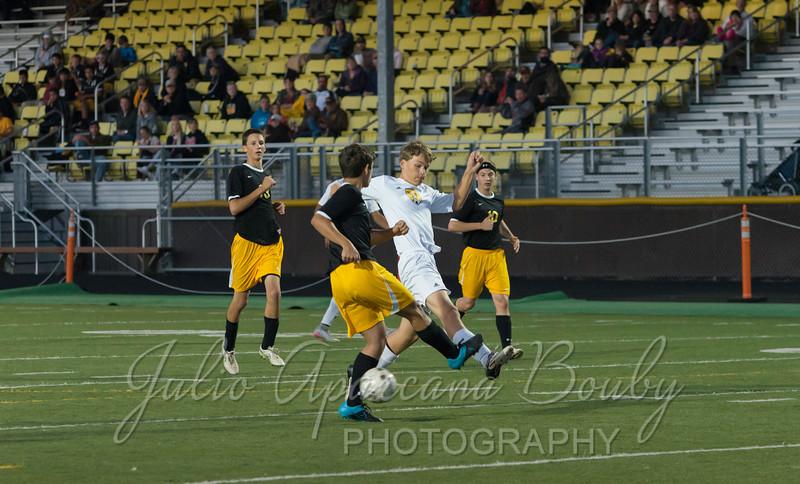 NBHS Boys Soccer - 0445