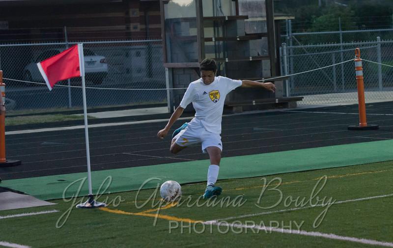 NBHS Boys Soccer - 0451