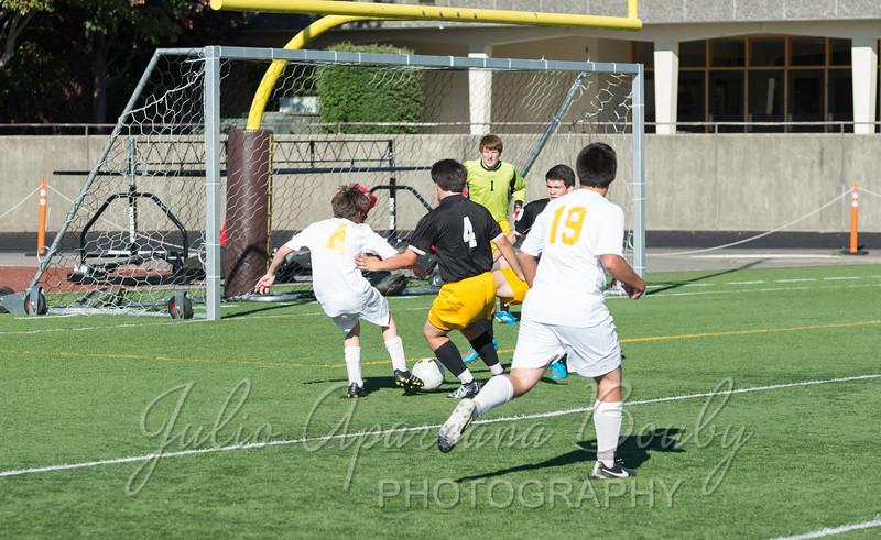 NBHS JV Boys Soccer - 0156