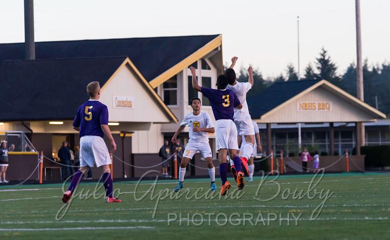 NBHS Boys Soccer - 0421
