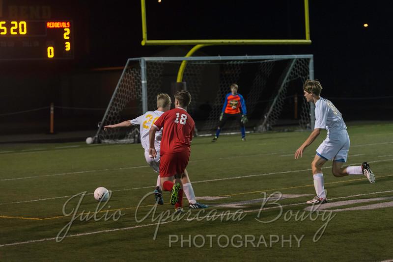 NBHS Boys Soccer - 0444