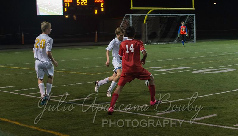 NBHS Boys Soccer - 0441