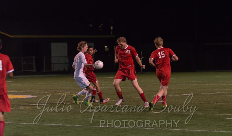 NBHS Boys Soccer - 0433