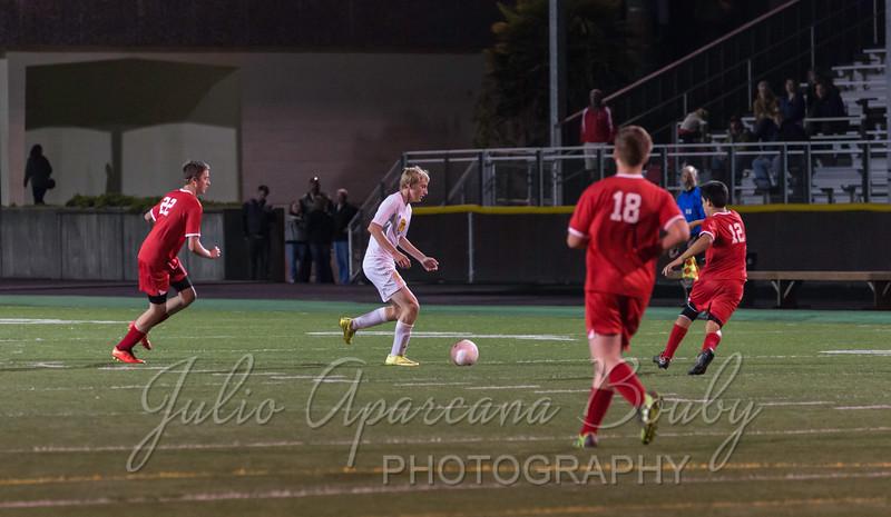 NBHS Boys Soccer - 0242
