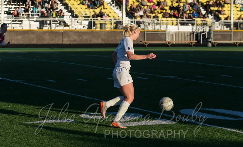 NBHS Girls Soccer - 0242