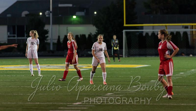 NBHS Girls Soccer - 0441