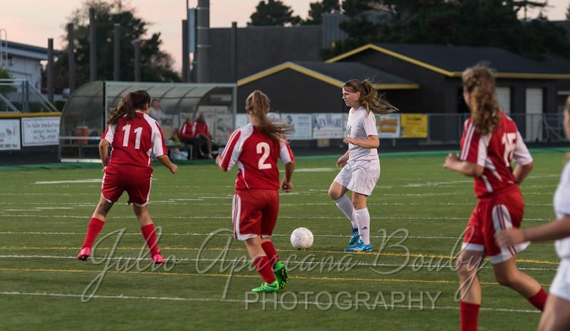 NBHS Girls Soccer - 0428