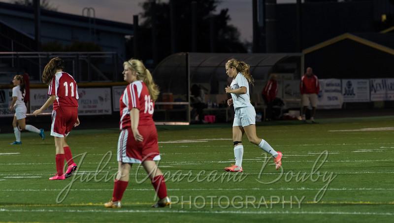NBHS Girls Soccer - 0454