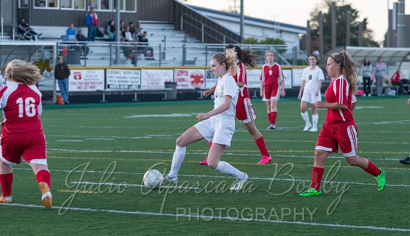 NBHS Girls Soccer - 0319