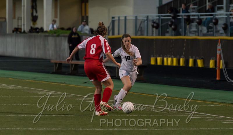 NBHS Girls Soccer - 0445
