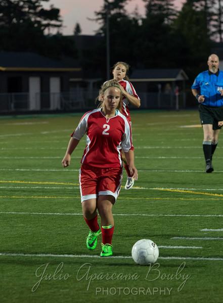 NBHS Girls Soccer - 0433