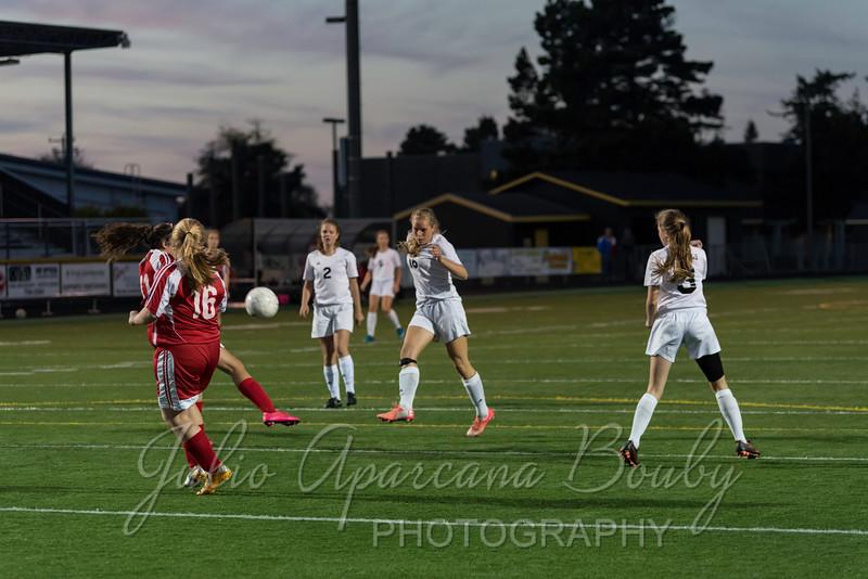 NBHS Girls Soccer - 0448