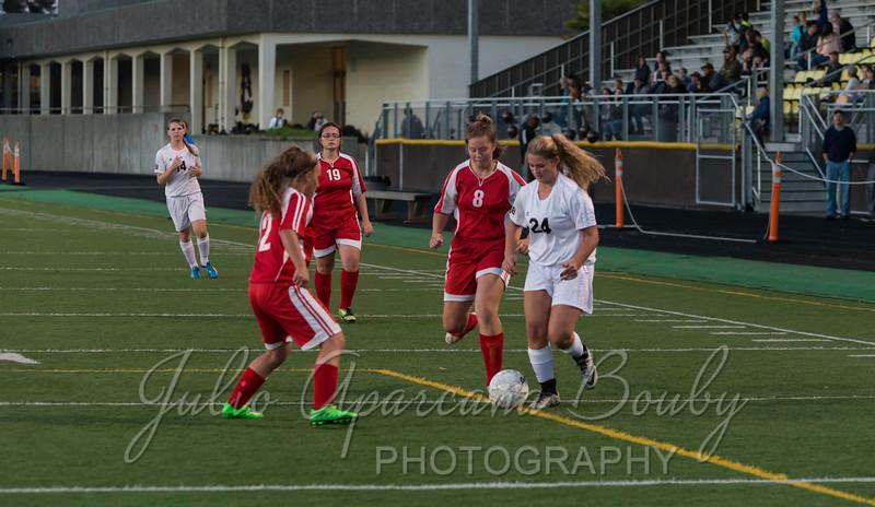 NBHS Girls Soccer - 0426