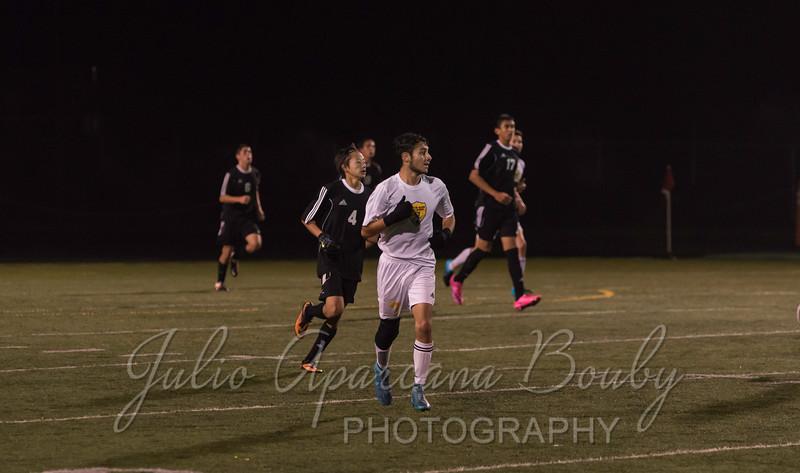 NBHS Boys Soccer - 0718