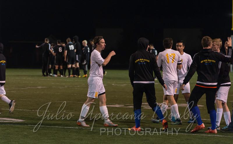 NBHS Boys Soccer - 0848