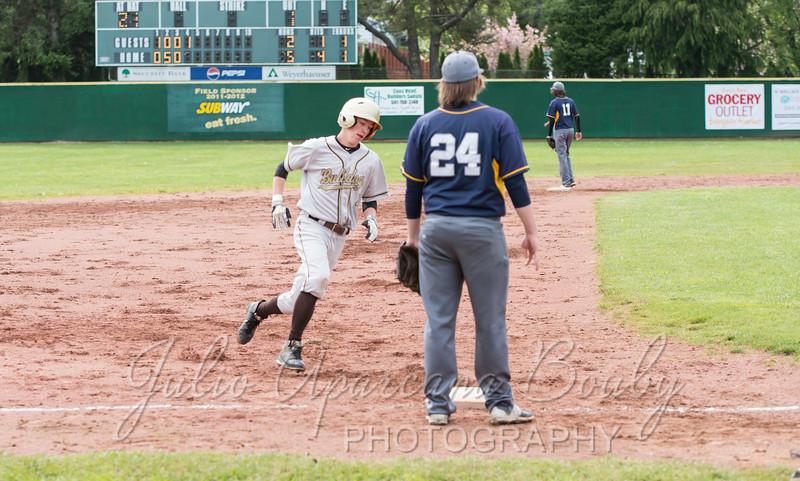 NBHS Baseball - 0425