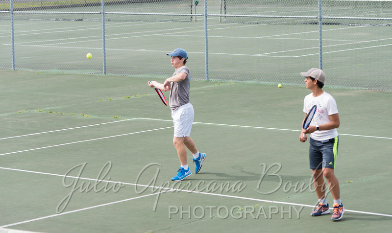 NBHS Boys Tennis - 0347