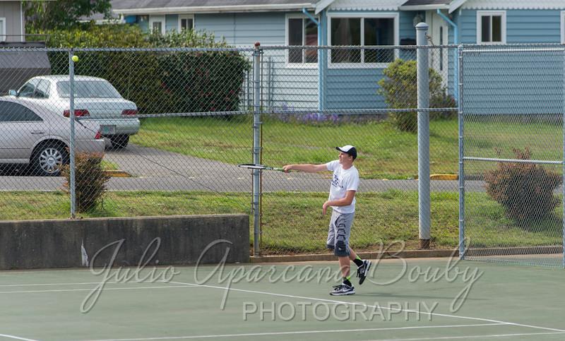 NBHS Boys Tennis - 0372