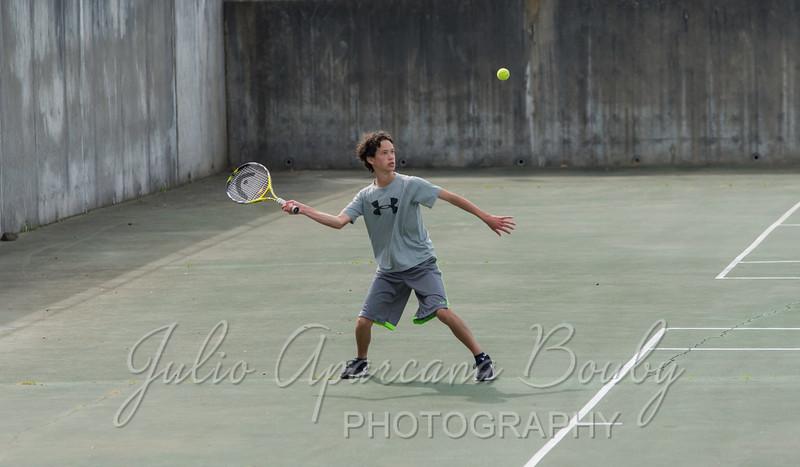 NBHS Boys Tennis - 0389