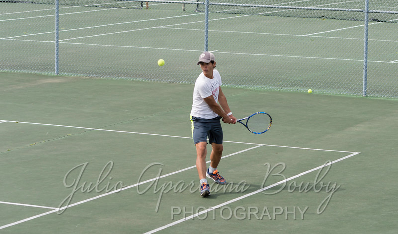 NBHS Boys Tennis - 0353