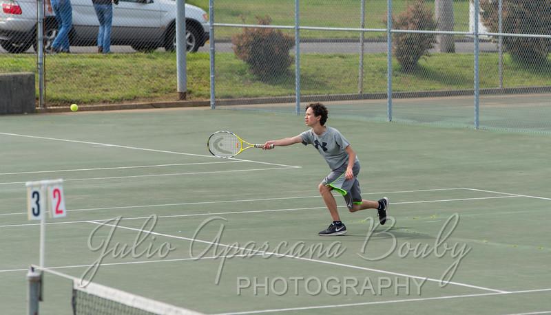 NBHS Boys Tennis - 0365