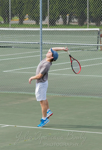 NBHS Boys Tennis - 0360