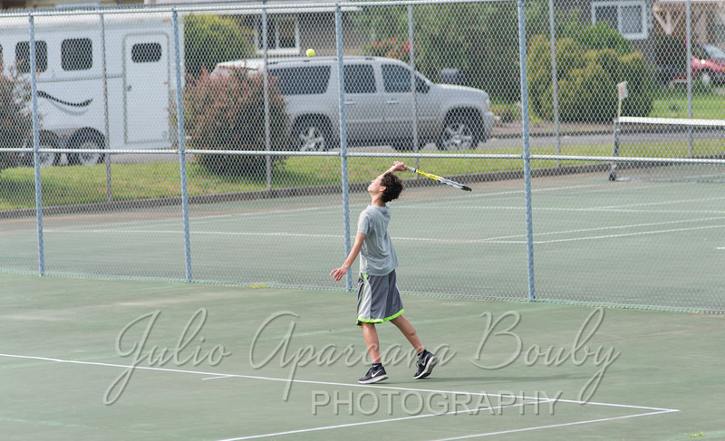 NBHS Boys Tennis - 0344
