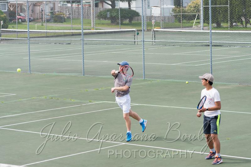 NBHS Boys Tennis - 0348
