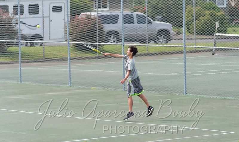NBHS Boys Tennis - 0345