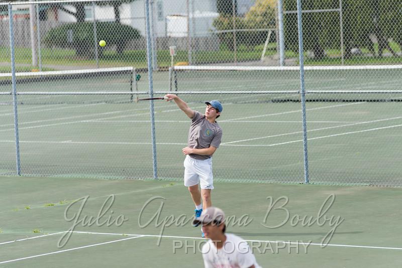 NBHS Boys Tennis - 0358