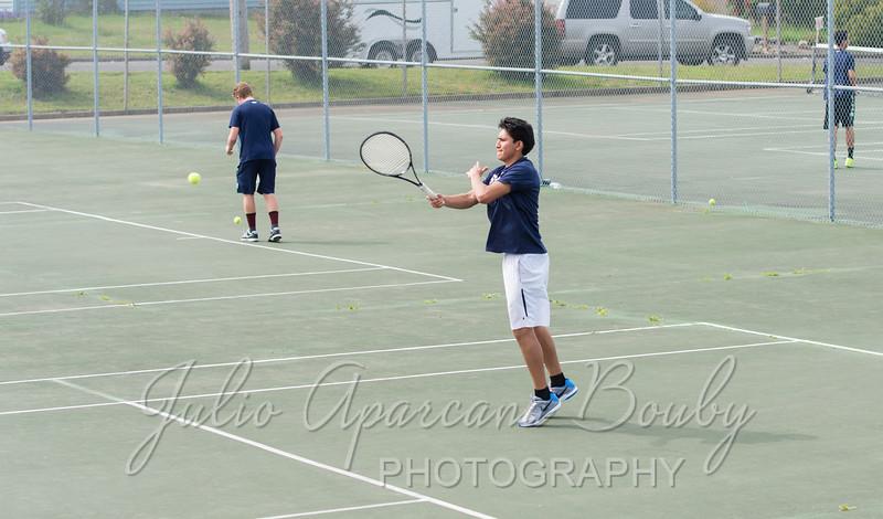 NBHS Boys Tennis - 0321